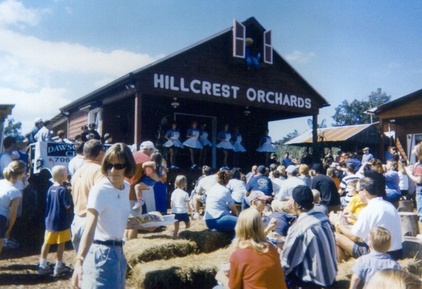 Welcome To Hillcrest Orchards Located In Ellijay Georgia